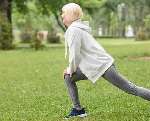 exercise and treatment of knee osteoarthritis